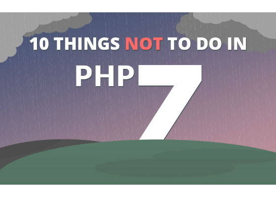 Everything you wanted to know about PHP 7