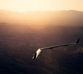 Aquila's successful second flight: Another step forward in bringing the world closer together