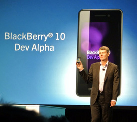RIM updates its BlackBerry 10 Developer Program