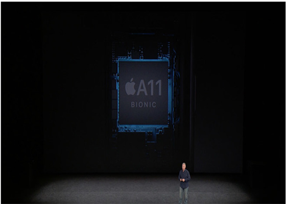 With iPhone 8, Apple's Silicon Gap widens as the new A11 Bionic obliterates top chips from Qualcomm, Samsung & Huawei