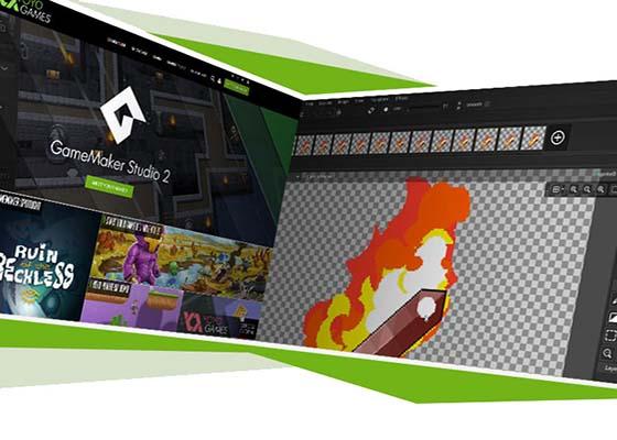Drag and drop game creator studio GameMaker updates to version 2