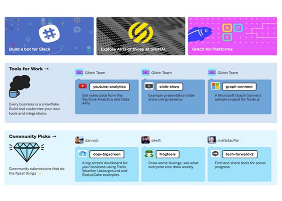 Glitch for Platforms launches to help Glitch developers