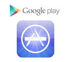 Google catches Apple in app race