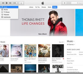 Apple Releases iTunes 12.7 With Major Changes, Including No Built-In App Store