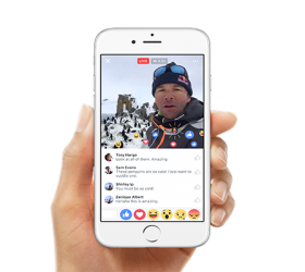 Facebook now lets you broadcast live video from a PC