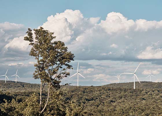 RESEARCHERS FOUND THEY COULD HACK ENTIRE WIND FARMS