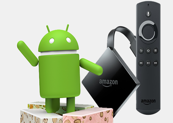 Amazon quietly announces Fire OS 6, based on Android Nougat