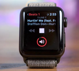 watchOS 4.1 with Apple Music and Radio streaming for Apple Watch is now available