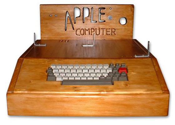 A Holy Grail of Personal Computing Hits the Auction Block