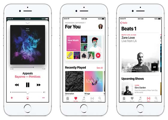 Apple Music redesign will put video in the spotlight