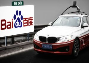 Baidu announces new open platform to help speed up the development of self-driving cars