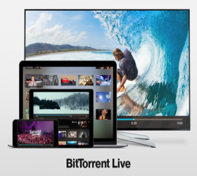 BitTorrent Is Shutting Down Its Live TV Streaming Service