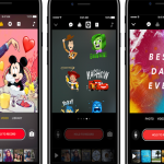 Clips app adds Disney/Pixar & Apple-designed effects, has over 1M monthly unique users