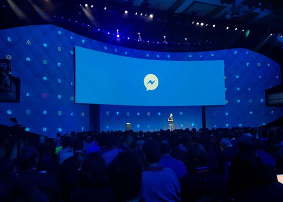Facebook builds natural language processing into Messenger