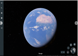 "Google Earth gets a new home on the Web, fancy ""guided tour"" section"