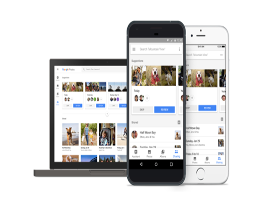 Google Photos adds smarter sharing, suggestions and shared libraries