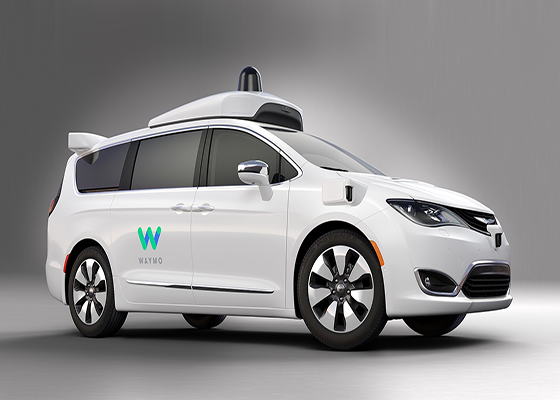 Google Spinoff Waymo's First Self-Driving Vehicles to Hit Road by Month End