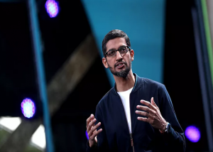 Google is seeing more requests for user data worldwide, but it's responding to fewer