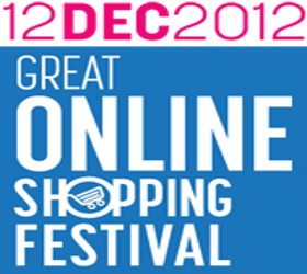 Google announces 'Great Online Shopping Festival' on 12-12-12