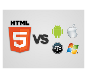 HTML5 versus Native Mobile Apps: myths debunked
