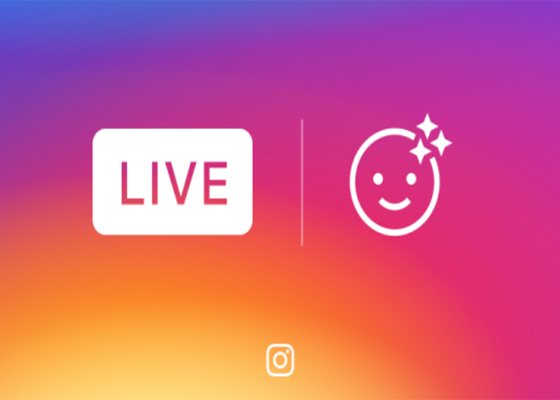 Introducing Face Filters in Live