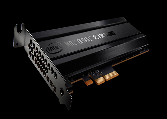 Intel's first hyper-fast 3D drive is meant for servers