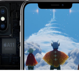 THE IPHONE 8 AND 8 PLUS