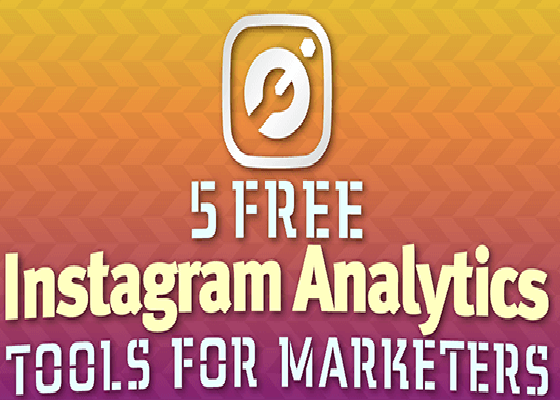 5 Free Instagram Analytics Tools for Marketers