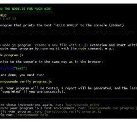 Node.js — JavaScript Meets World
