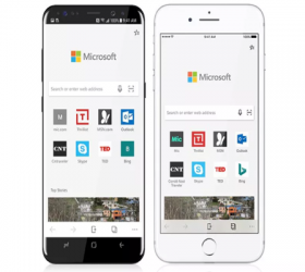 Microsoft Edge browser now available for all Android and iOS users