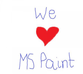Microsoft Paint is coming to the Windows Store
