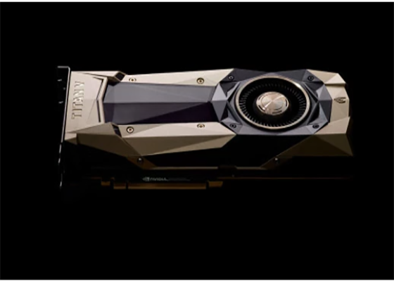 Nvidia launches Titan V desktop GPU to accelerate AI computation