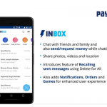 Paytm wallet app places big bet on messaging