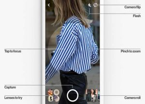 Pinterest's camera search Lens gets a new look