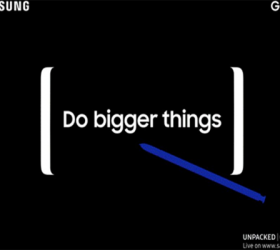 Samsung Hosting Unpacked Event for Galaxy Note 8