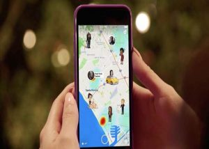 Snapchat launches location-sharing feature Snap Map