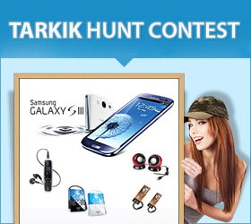 devworx brings Tarkik Hunt Contest!