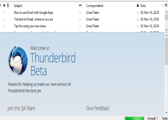 Thunderbird Will Phase out Legacy Add-Ons, Will Support WebExtensions