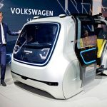 Volkswagen shows off its vision for a driverless future