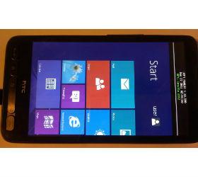 Windows RT Running on the HTC HD2